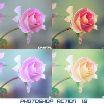Photoshop Action 019 by ToxicActions
