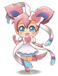 Sylveon by nekoshiei