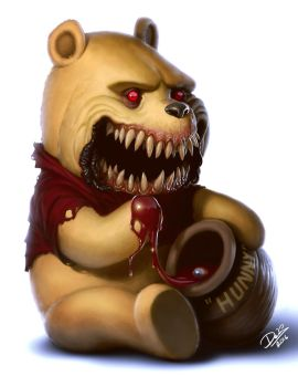 Winnie The Pooh by Disse86