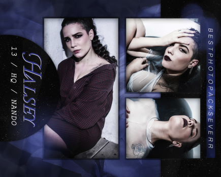 Photopack 4456 - Halsey by xbestphotopackseverr