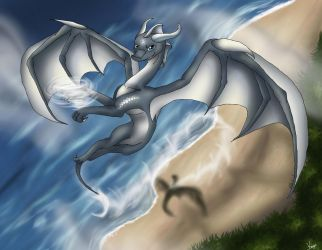 (Request) Ride Like The Wind by VDragon-Creations
