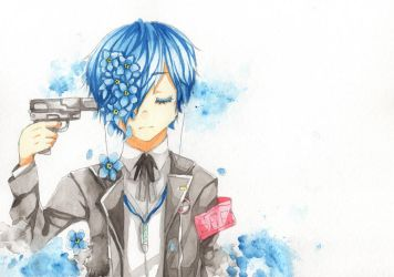 Forget-me-not by yuuh-chan