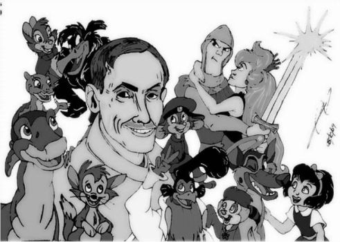 Tribute for Don Bluth by MangelinStudios