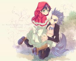 Little Red Riding Hood by Flayu