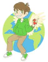 Edd by BlueShaymin