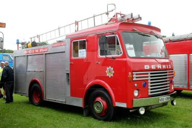 Classic Fire Truck 05 by gopherboy76
