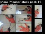 Prisoner Stock Pack #6 by Durkee341