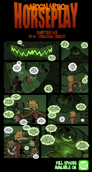 Apocalyptic Horseplay - CH6 Ep14 by Boredman