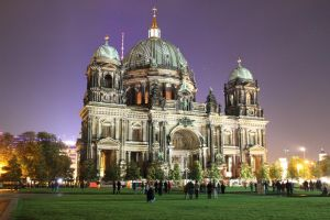 Cathedral of Berlin by LoByteSo