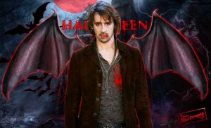 Lee Pace  Halloween by OlgaVPirogova