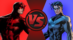 CFC|Daredevil vs. Nightwing by Vex2001