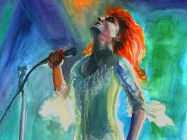 Florence Welch by irispirate