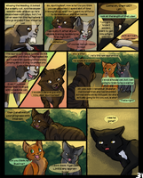 Warriors into the wild: Page 31 by Winggal