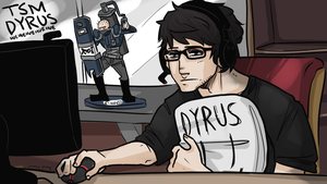 Dyrus by 15p