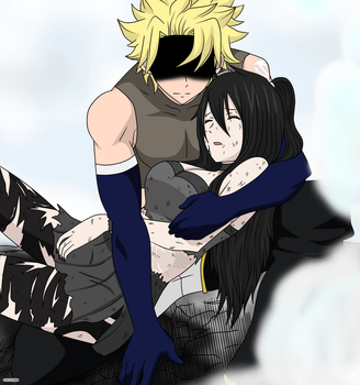 Fairy Tail Oc - Penelope X Sting #15 by SashaStarlight-100
