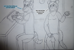 What to Draw - Anthro TF TG Page 2 (Contest Entry) by SparkBolt3020