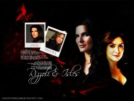 J. Rizzoli and M. Isles by KissofCrimson