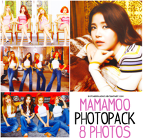 Mamamoo - photopack #02 by butcherplains