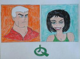 JQ Bruce Timm's Style Part 2 by JQroxks21