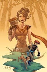 Skyward 2 Cover by sdowner