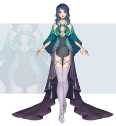 AB2 and recolor Outfit 220 by Kolmoys