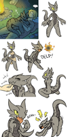 Coal The Kobold by RakkuGuy