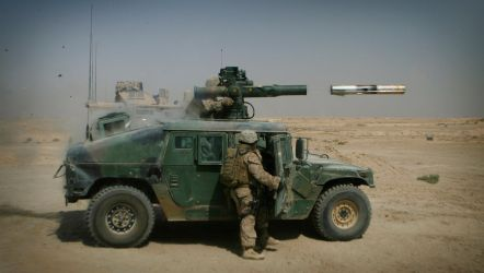 M220 TOW Missile by MilitaryPhotos