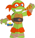 Mikey by Tiny-Toons-Fan