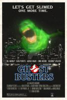 Ghostbusters Anniversary Poster by CrosstheStreams