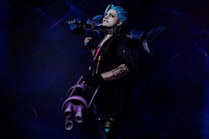 Jinx (Male) by NikitaNitsvetov