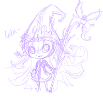 wip lulu by antenna-girl