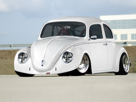 vw beetle by spoutnik3