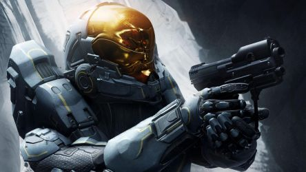 Halo 5 - Kelly by vgwallpapers