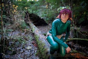 Artemis Fowl: LEPrecon Holly by VandorWolf