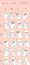 .:Expression Meme:. by NikkiCrystal