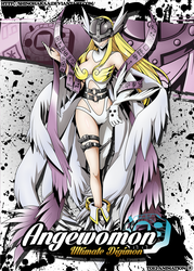 Angewomon by Shinoharaa