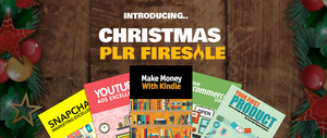 CHRISTMAS PLR FIRESALE Review-$24,700 BONUS  DISC by gegidugo