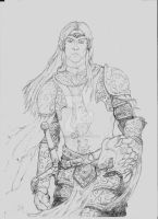 Earendil the Mariner by Ori-Clayfoot