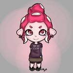 My Octoling by ForgottenWinds