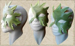 Leather Mask 0100 by Eternal-designs-com