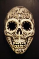 Sugarskull by Faust-and-Company