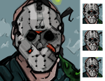 Lost and Found : Spooktacular Icon (Lucky 13) by Monseo
