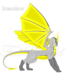 DragonSilver by fableworld
