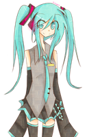 Hatsune Miku by Kream-Cheese