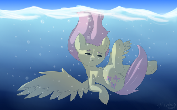 Sinking by ciderdrop