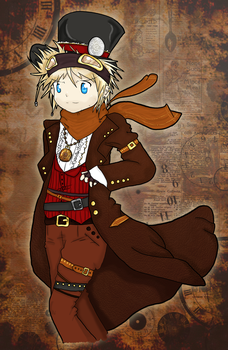 Mr. Ninian Sterling :coloured: by TerryRose