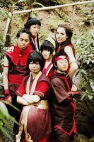 Avatar the Last Airbender: Fire Nation by rorin25cc