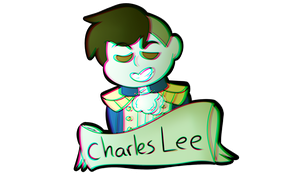 Instead of me he promotes Charles Lee by Redpandaseas