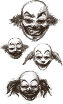 It-clowns by mosartist