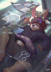 Commission for SleepyLP by puinkey